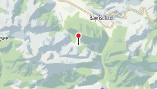 Karte / Niederhofer-Alm