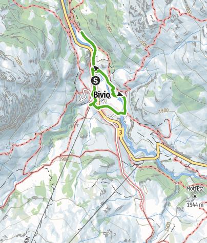 Karte / KrimiSpass Bivio