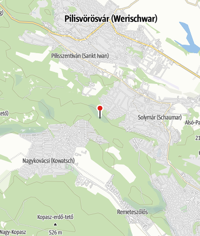 Mapa / Ördöglyuk-barlang (Solymár)