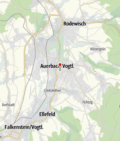 "Karte / Restaurant ""Zum Schlossturm"" Auerbach Vogtland"