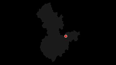 Karte / Traumpfädchen Eifelturmpfad Boos