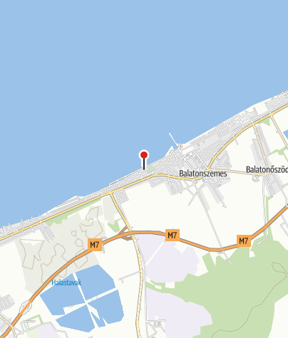 Map / Lokomotiv Apartmanok