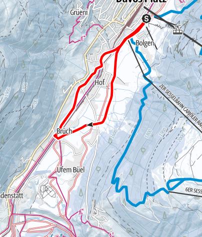 Map / Bolgen - Islen - Bolgen