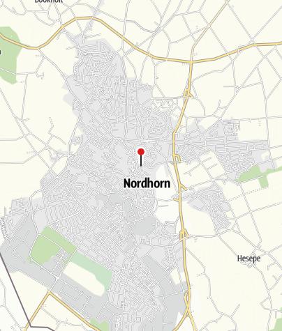 Karte / VVV Nordhorn