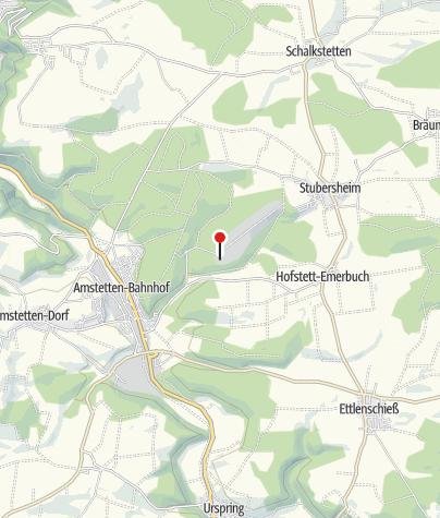 """Karte / Gasthaus """"Gesunde Luft"""""""