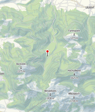 Karte / Wirts-Alm