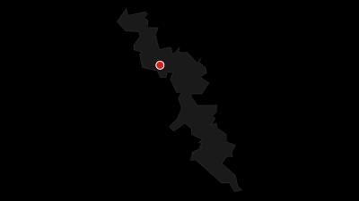 Karte / Vulkanweg (13) - Gesamtverlauf