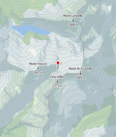 Map / Rifugio Maria e Franco (Rif. Brescia)