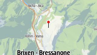 Karte / Parkplatz Raas - Raiermoos