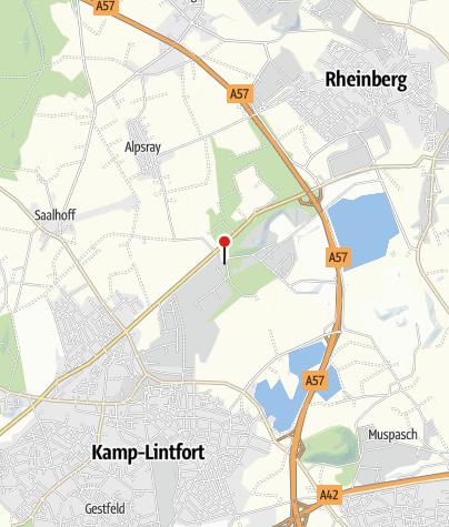Karte / Handwerkscafé Büsch