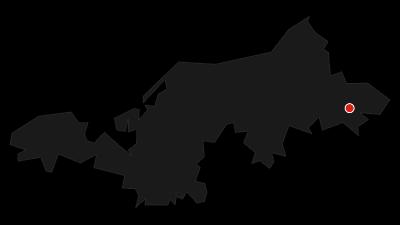 Karte / Wasserwandern auf der Recknitz