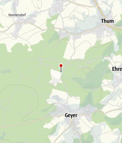 Karte / Mitmachangebote in Tonis Haus der Steine direkt am Greifenbachstauweiher