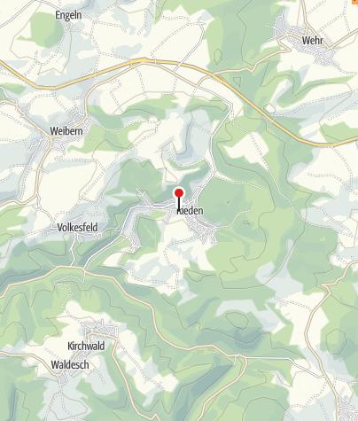 Map / Landgasthaus Silberdistel
