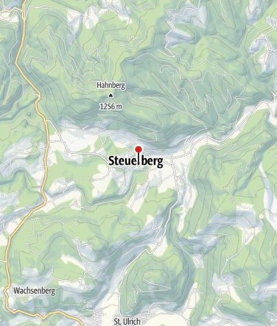 Karte / Gasthof Steiner - Familie Stark