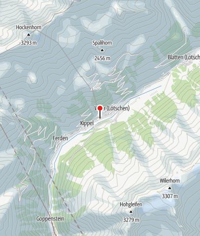 Karte / Parkplatz Wiler