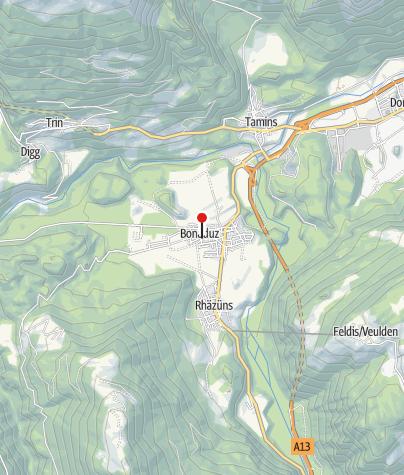 Map / Bonaduz