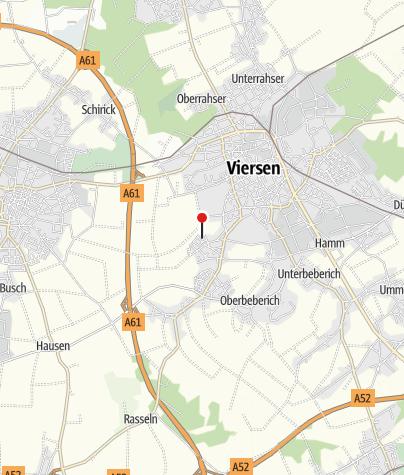 Karte / Innenstadt Viersen