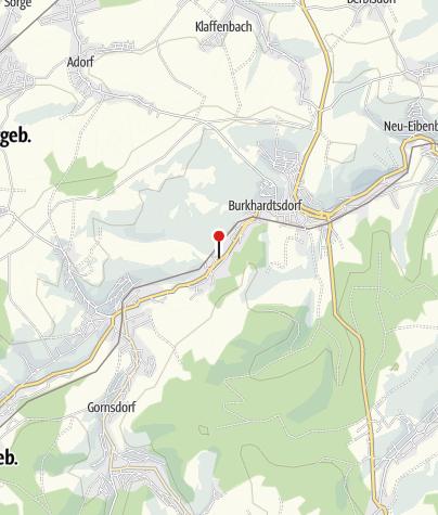 Karte / Bulldog-Museum Burkhardtsdorf