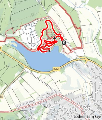 Map / Traumschleifchen Gartenlust