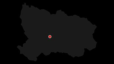 Karte / Wetter-Wanderung mit Ausflug zum Knoblauch