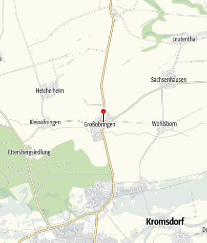 Karte / Schlemmergut Großobringen