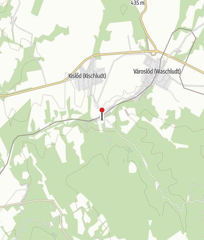 Karte / Sobri Jóska Erlebnispark