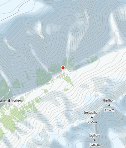 Map / Fafleralp Chapel