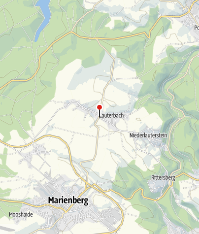 Karte / Heilandskirche Lauterbach