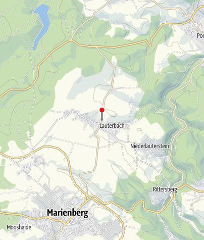 Karte / Sportplatz Lauterbach