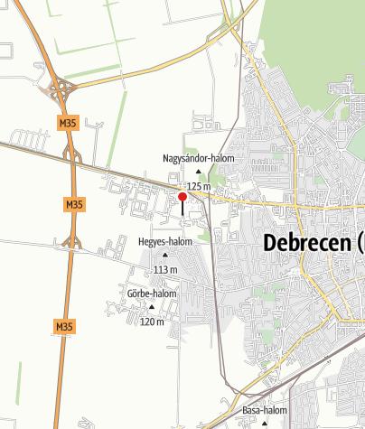 Térkép / Intersport Debrecen