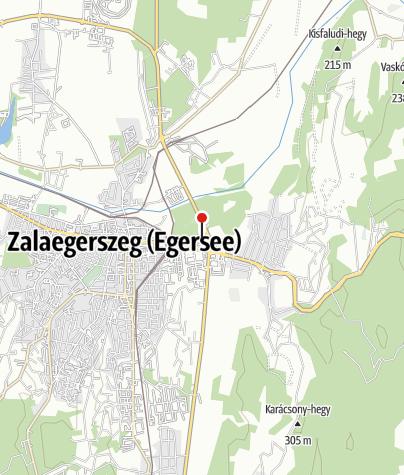 Map / Intersport Zalaegerszeg