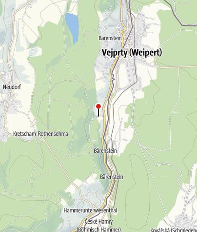 Map / Landhaus Bergidyll