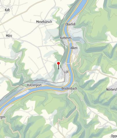 Kaart / Alzbachhütte