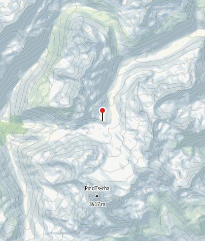 Karte / Kesch-Hütte SAC