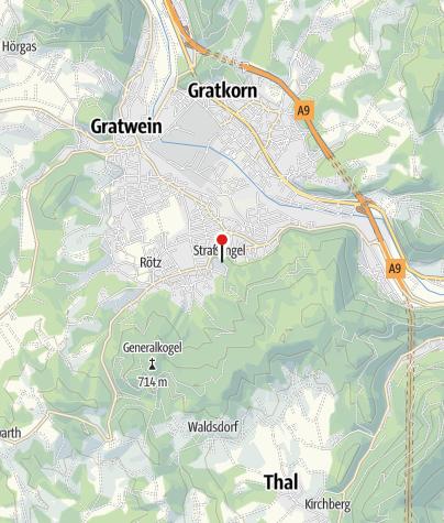 Karte / Kirchenwirt inn