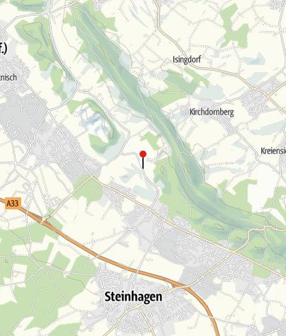Karte / Wirtshaus Friedrichshöhe