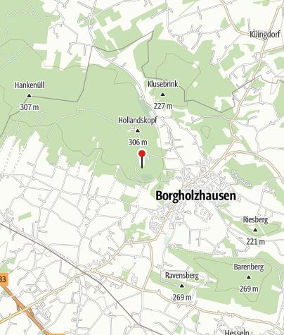 Karte / Luisen-Turm