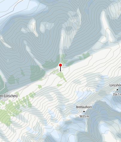 Map / Fafleralp