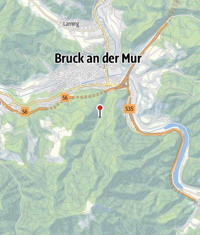Karte / Naturschutzzentrum Weitental