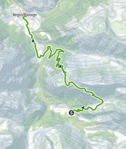 Karte / Muot Surrent