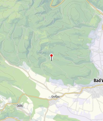 Karte / Wanderarena Bad Vöslau - Vöslauer Hütte