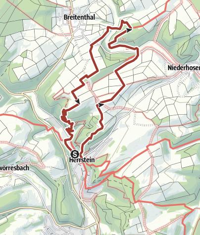 Karte / 7./8. Sept. 2019: Erlebnis Mittelalterpfad – mit Schinderhannes-Räuberfest