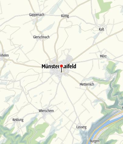 Karte / Löffel's Landhaus