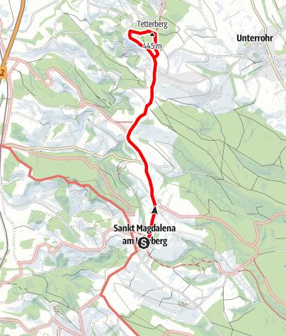 Karte / M5 Loretto-Weg