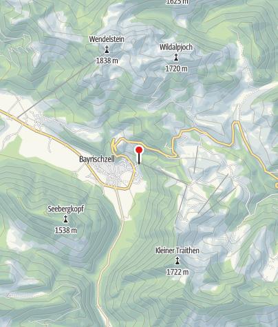 Karte / Berggasthof Andreasstüberl & Schialm