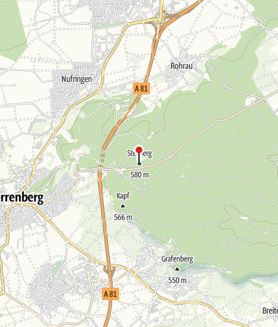 Karte / Schönbuchturm