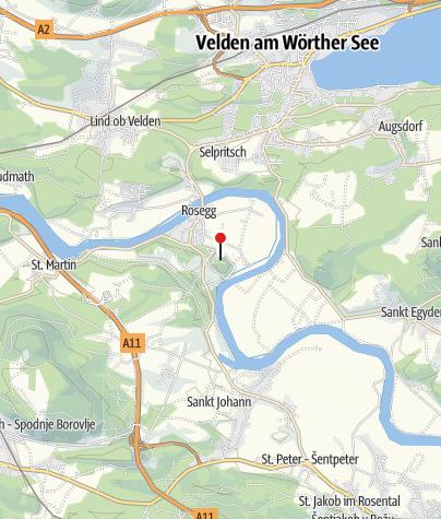 Map / Schloss Rosegg - Wachsfigurenkabinett