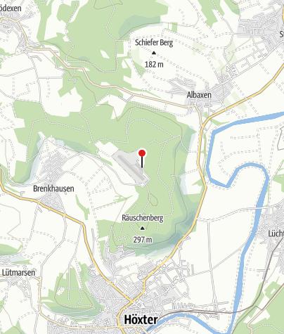 Karte / Café am Räuschenberg