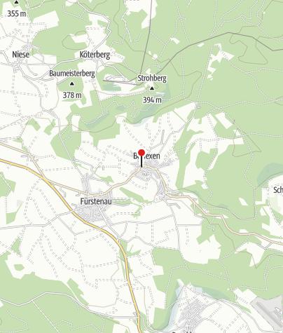 Karte / Bödexen