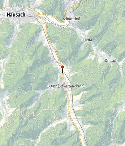 Map / Reiten in Gutach